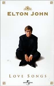 Elton John : Love Songs [VHS] [Import anglais] [Import anglais]