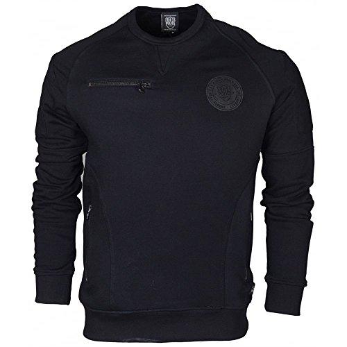 883 POLICE Ortiz Sweatshirt Black Small 36\