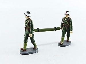 Promocar FS1517L13G02 - Coche en Miniatura, Color Verde, Blanco y Rojo