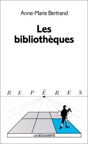 Les bibliothques