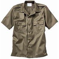Surplus US camisa manga corta Oliva Tamaño XL