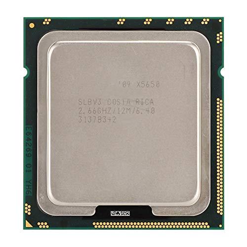 ASHATA Intel Xeon X5650 Seis Hilos Doce núcleos 2.66GHz