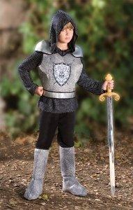 Knight Ritter Jungen Kinder Fasching Karneval Kostüm Costume 128-140 (Iron Man Kinder Halloween Kostüm)