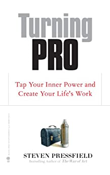 Turning Pro (English Edition) de [Pressfield, Steven]