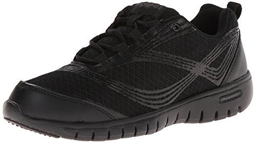 Propet Travellite Synthétique Chaussure de Course All Black