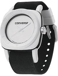 67497e31ef8225 Converse VR022-001 - Reloj analógico de cuarzo para hombre con correa de  tela