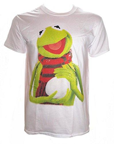 Muppets Kermit l'impasto alevros T-Shirt dimensioni, S-XXL disponibile