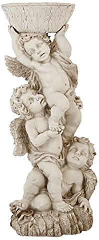 Design Toscano 3 Cherubs with Urn Statue