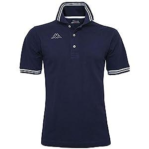 Kappa - Polo Uomo T-Shirt Piquet Mare Sport Tennis Barca Calcio Art Maltax 5 Mss 4 spesavip