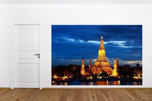 bilderdepot24-autoadhesivo-fotomural-wat-arun-templo-budista-tailandia-300x200-cm-papel-pintado-foto