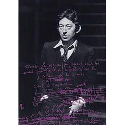 Les manuscrits de Serge Gainsbourg