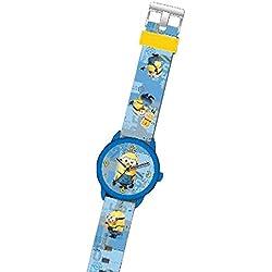 Kids Minions At Work Analogue Wristwatch