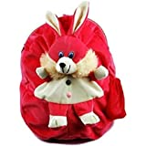 ''PRACHI TOYS'' Naughty Boy And Pretty Girl Cute Teddy Soft Toy School Bag For Kids, Travelling Bag, Carry Bag, Picnic Bag, Teddy Bag