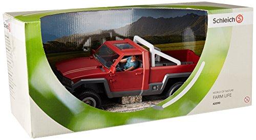 Schleich 42090 - Pick-Up mit Fahrer