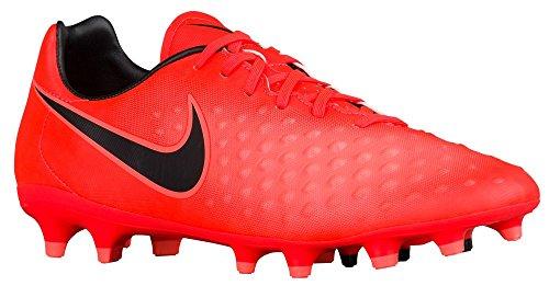Nike Magista Onda II Fg Scarpe da Calcio, da Uomo, Colore: Arancione, Bright Melon/White, 10.5