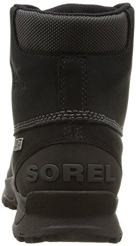 Sorel Paxson 6 Outdry, Chaussures de Randonnée Hautes Homme Noir (010)