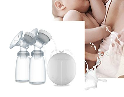 Shuainiu Breast Pump Multi-Frequency Suction Mode and Backflow Prevention Design 41Q6FSG0w6L