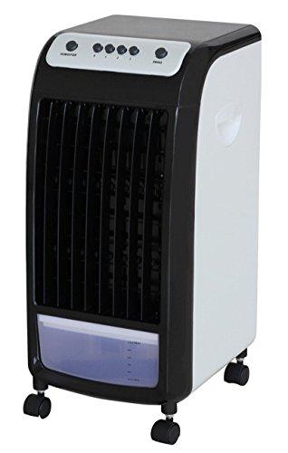 Ravanson KR-1011 - Climatizador evaporativo 65W 3 en 1 Humidificación y filtrado...