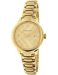 Ladies Burberry el clásico reloj bu10109