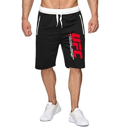 Ketamyy Hombres Verano Deportes Pantalones Cortos