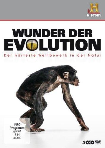 Der härteste Wettbewerb in der Natur (3 DVDs)