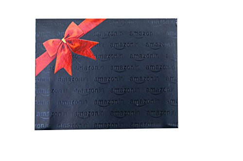 Amazon Pay Black Gift Card Box - Rs.2000, Black Card
