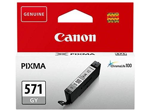 Preisvergleich Produktbild Canon original - Canon Pixma MG 5700 Series (CLI-571 GY / 0389 C 001) - Tintenpatrone grau - 780 Seiten - 7ml
