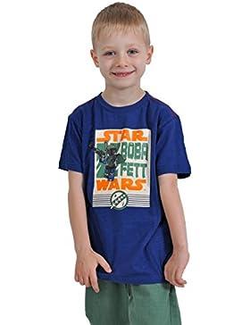 LEGO Star Wars - Boba Fett T-Shirt für Kinder blau