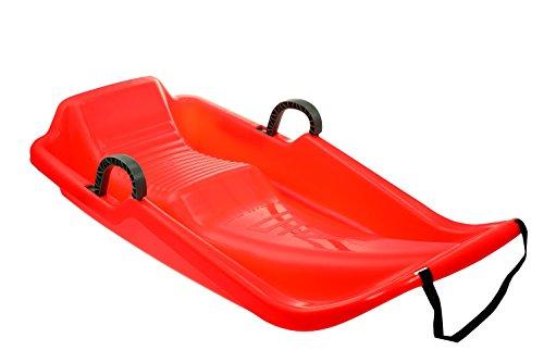 sulov Niños Snow Bob Olympic plástico, rojo, 42x 81.5x 16.5cm, 5