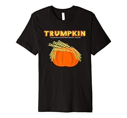 Halloween Trumpkin Donald Trump Fall-lustiges T-Shirt