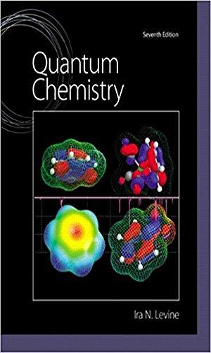 Quantum Chemistry  7th Edition  Chemistry