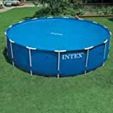 "Intex Solarplane f�r Pool Set ""Easy"" und ""Frame"" (� 457 cm) Bild"