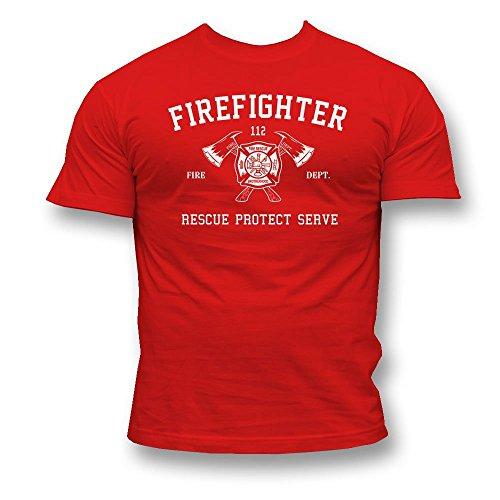 Camiseta Rescue Protect Serve
