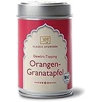 Classic Ayurveda - Bio Orangen-Granatapfel Gewürz-Topping, 1er Pack (1 x 70g) - BIO preisvergleich bei billige-tabletten.eu