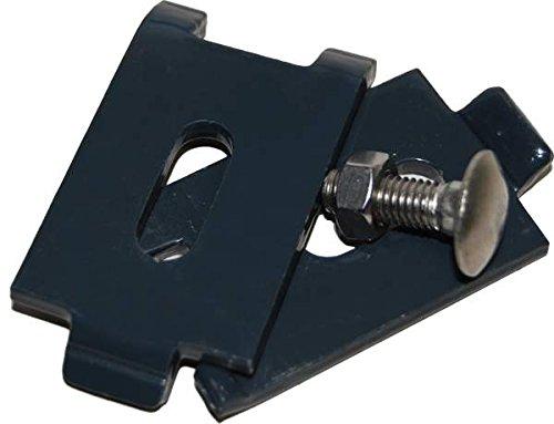 1 x Eckverbinder RAL 7016