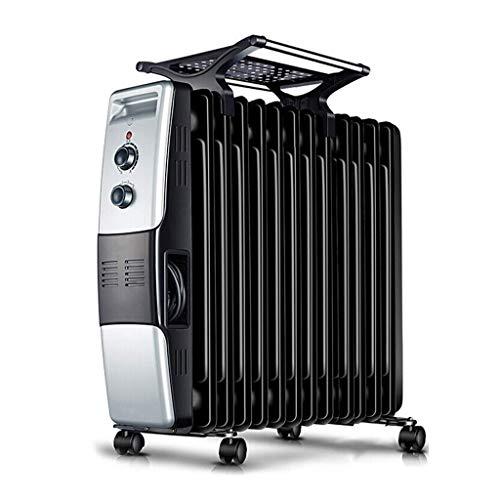 XKHG Radiatore,Radiatore Ad Olio - 2100W Radiatore Portatile A Olio, 13 Elementi con 3 Regolazioni Termiche E Controllo Termostato. Design Esclusivo.