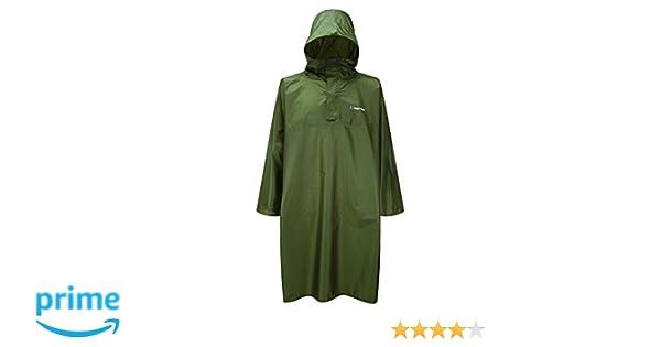 342048d9968 Trekmates wasserdichte Regenjacke Regenponcho Regencape mit integriertem  Schutz-Cover für Rucksäcke bis 85L: Amazon.de: Sport & Freizeit