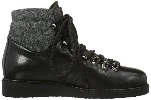 Alberto Fermani Fashion Shoes Women, Bottes Motardes femme Noir