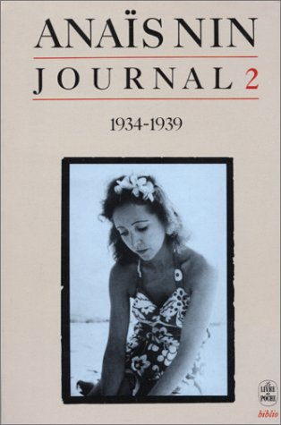 Journal, tome 2 : 1934-1939