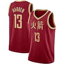 CRBsports James Harden,Camiseta De Baloncesto,Cohetes,Edición De La Ciudad, Tela