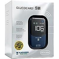 Preisvergleich für Blutzuckermessgerät GLUCOCARD SM - System Überwachung der Blutzucker in Blut