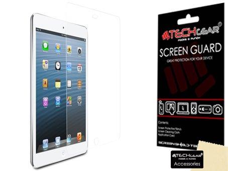 Apple iPad Mini / Mini 2 / iPad Mini 3 Film de Protection Ultra Clair pour Écran LCD avec Chiffon de Nettoyage & Carte d'Application