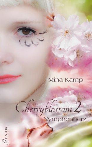 Buchseite und Rezensionen zu 'Cherryblossom 2 - Nymphenherz' von Mina Kamp