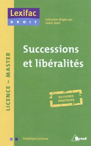 Successions et libralits