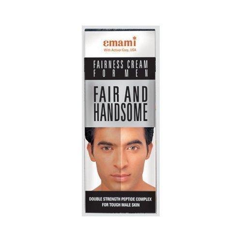 Emami Fair und Gutaussehend, Fairness Creme für Männer 30ml