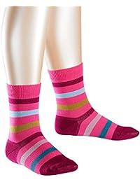 FALKE Mädchen Socken New Stripe