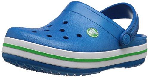 Crocs Crocband Kids -Sabot Unisex Bambini, colore blu (ultramarine), taglia 32-33