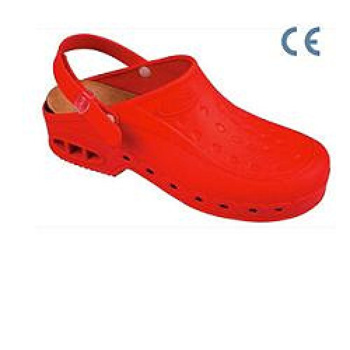 DR.SCHOLL NEW WORK TIME FUCSIA Rosso