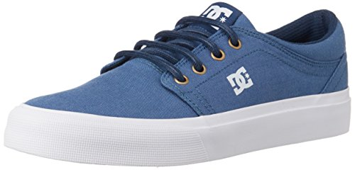DC Shoes  Trase Tx Se M Shoe Ddm, Sneakers basses homme Noir - Black/Gunmetal/White