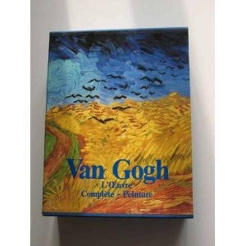 Vincent Van Gogh (Coffret 2 Volumes reli...